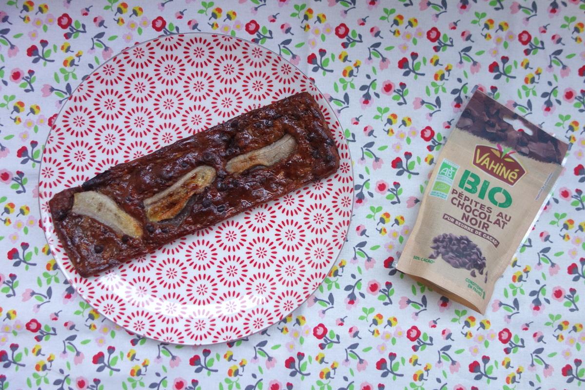 Food day Open 2 Europe - Pépites de chocolat Vahiné pour banana bread