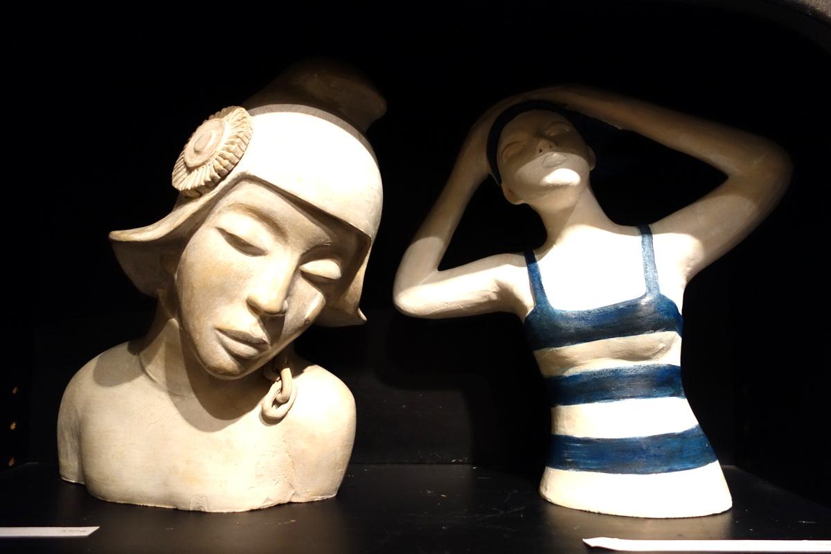 Galeries d'artistes à Granville, en Normandie
