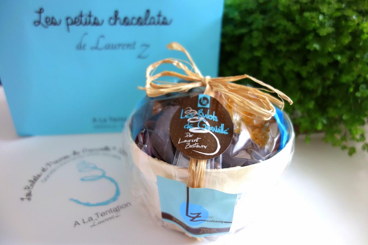 Chocolaterie à Granville, Normandie