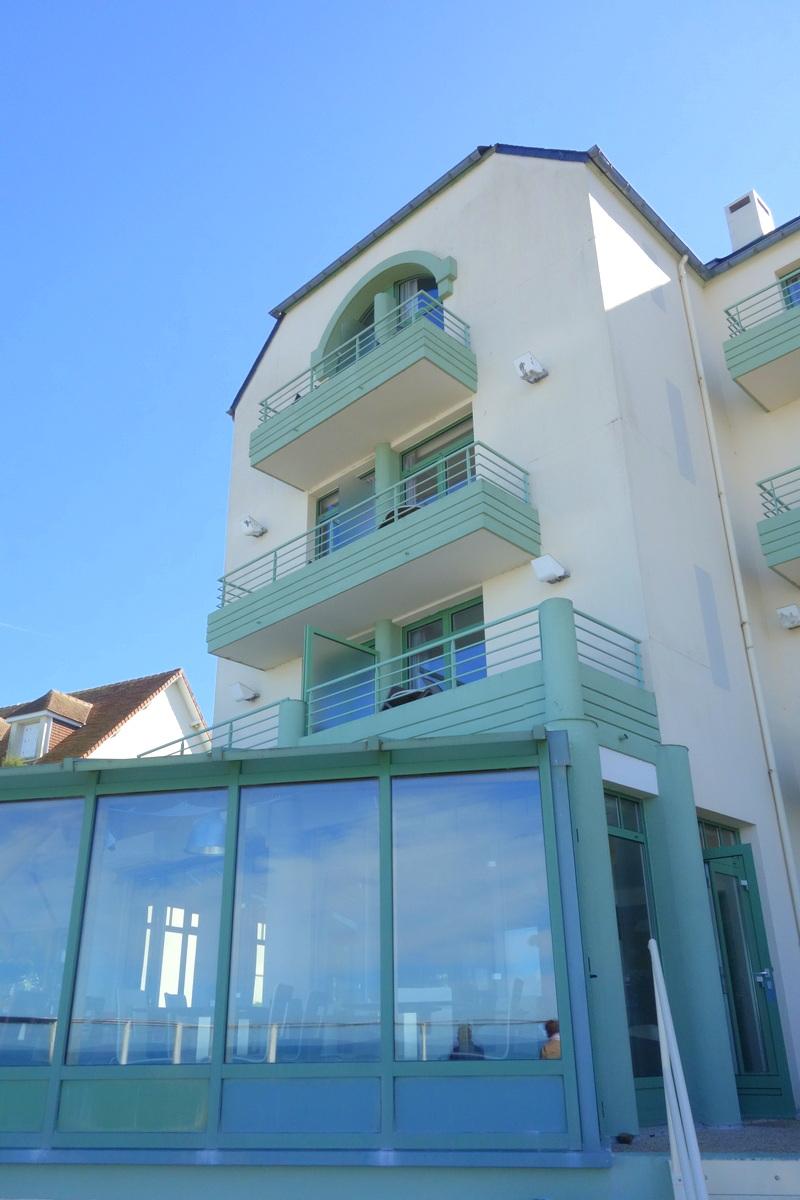 L'hôtel Mercure de Granville, Normandie