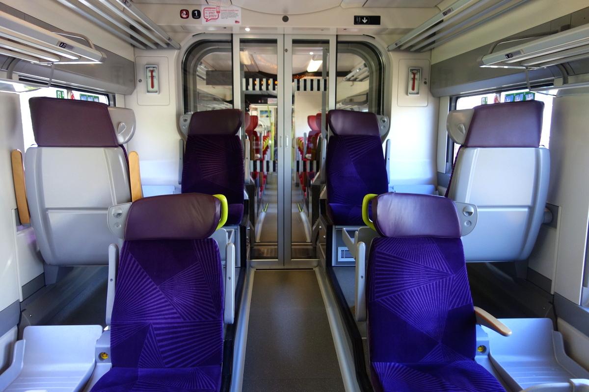 Aller à Granville depuis Paris en train Intercités