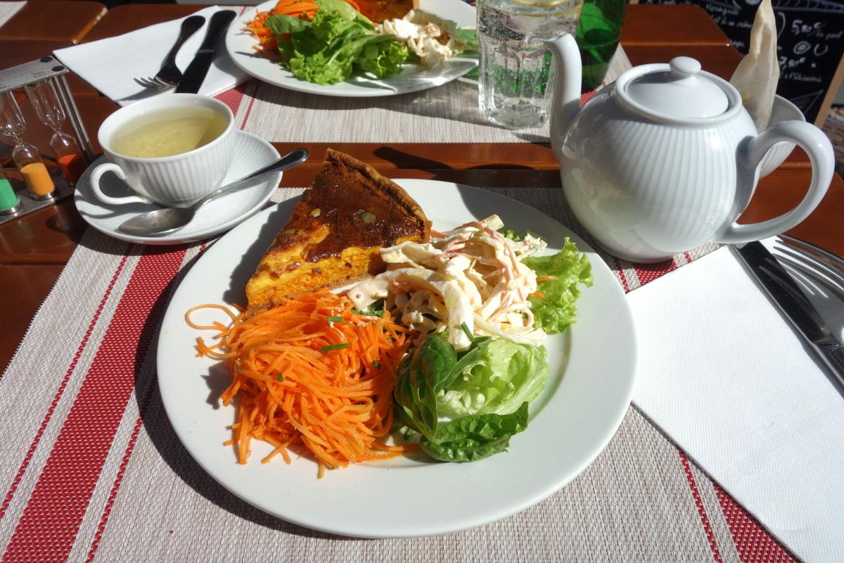 Restaurant à Granville, Normandie
