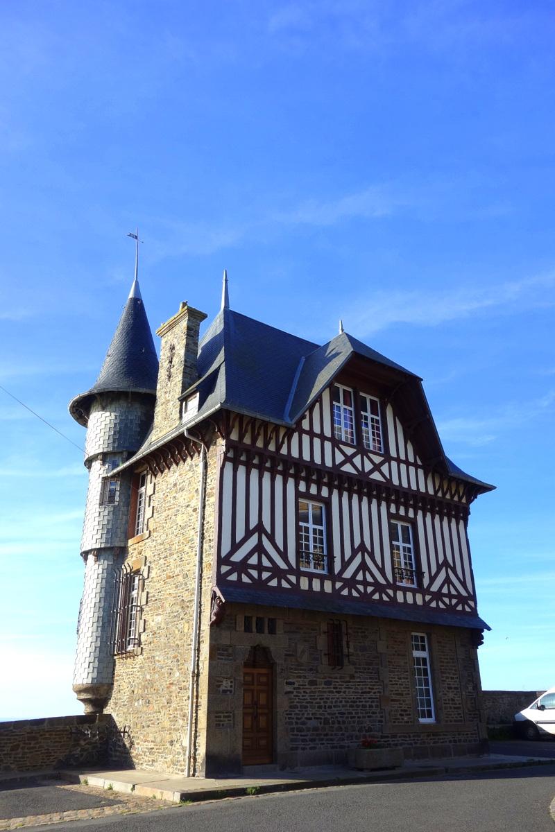 Découverte de Granville, en Normandie