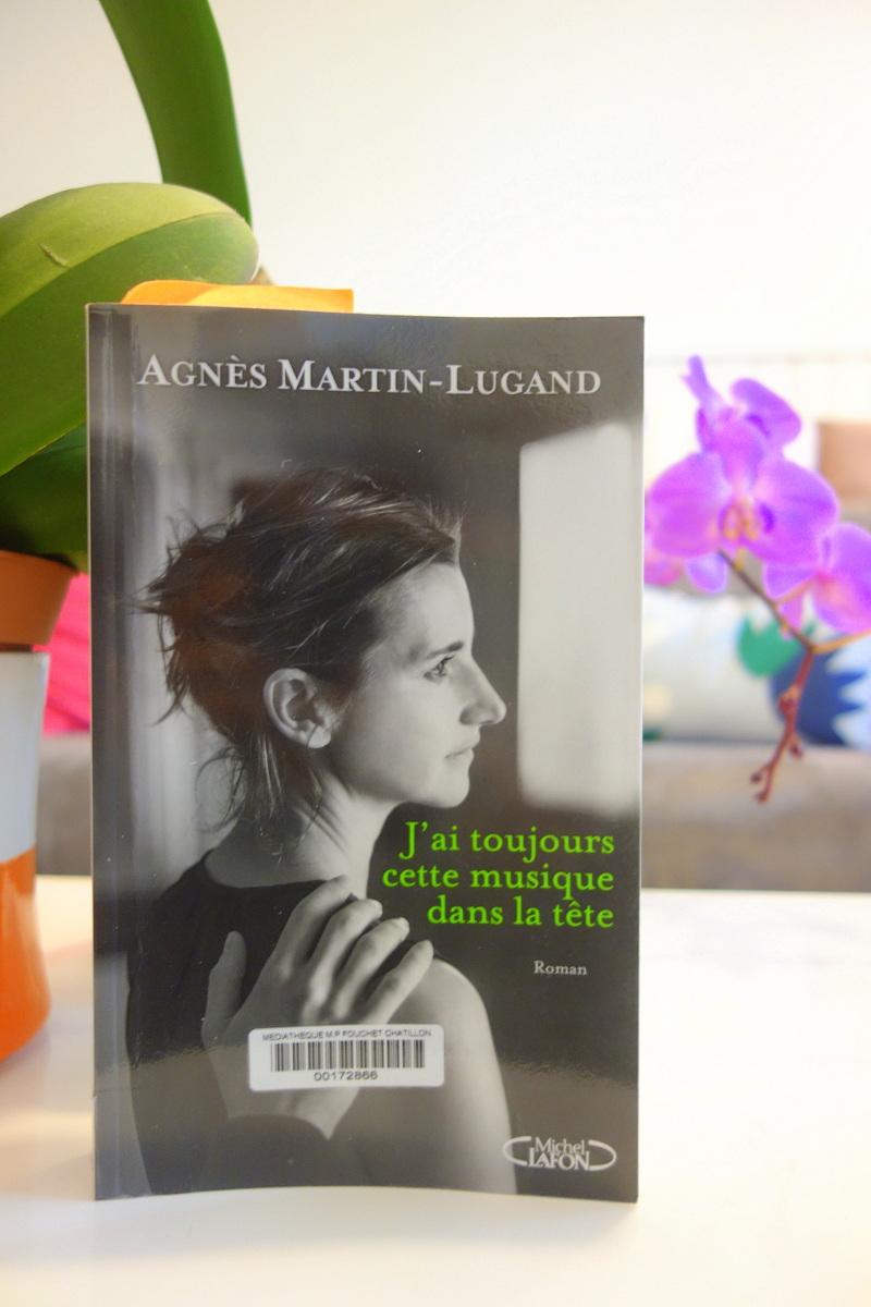 J'ai toujours cette musique dans la tête, Agnès Martin-Lugand