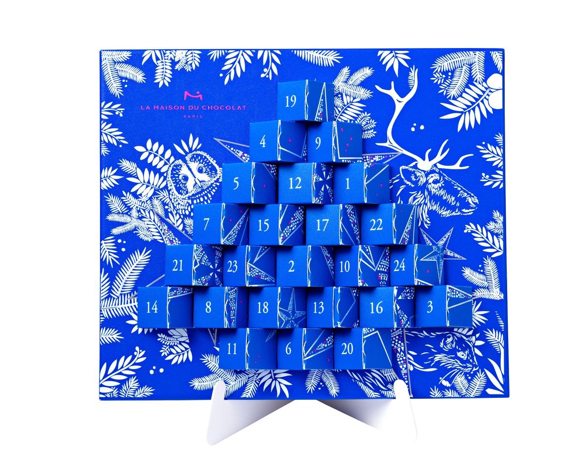 La maison du chocolat - Calendrier de l'Avent 2017