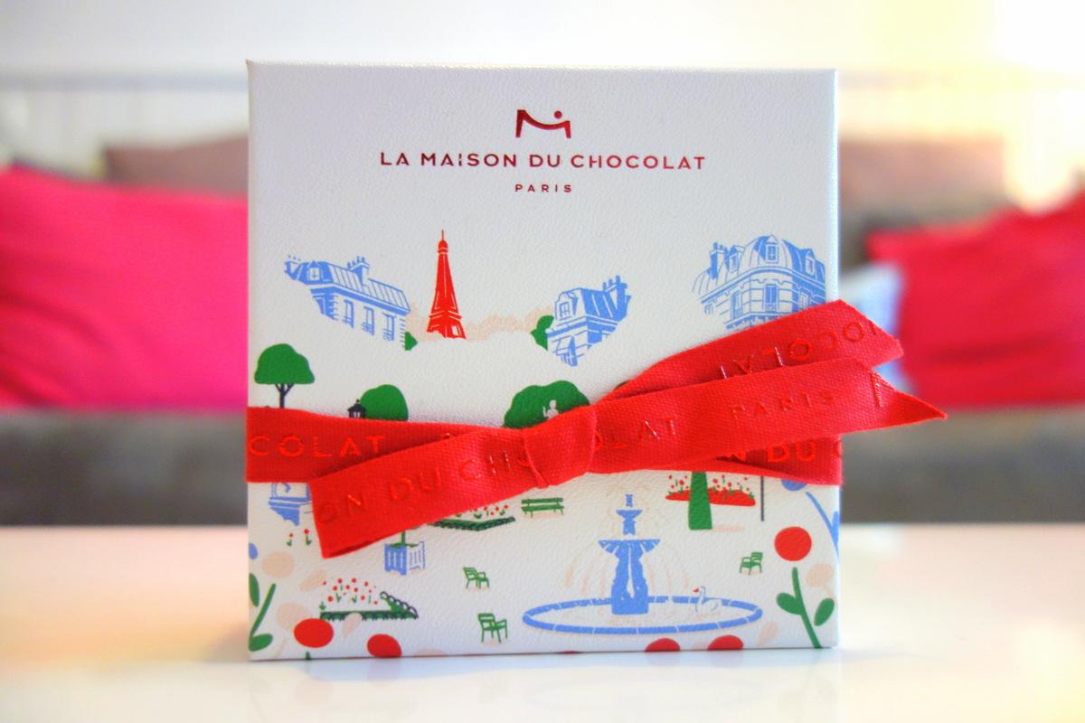 La maison du chocolat - Coffret Saint-Valentin 2018