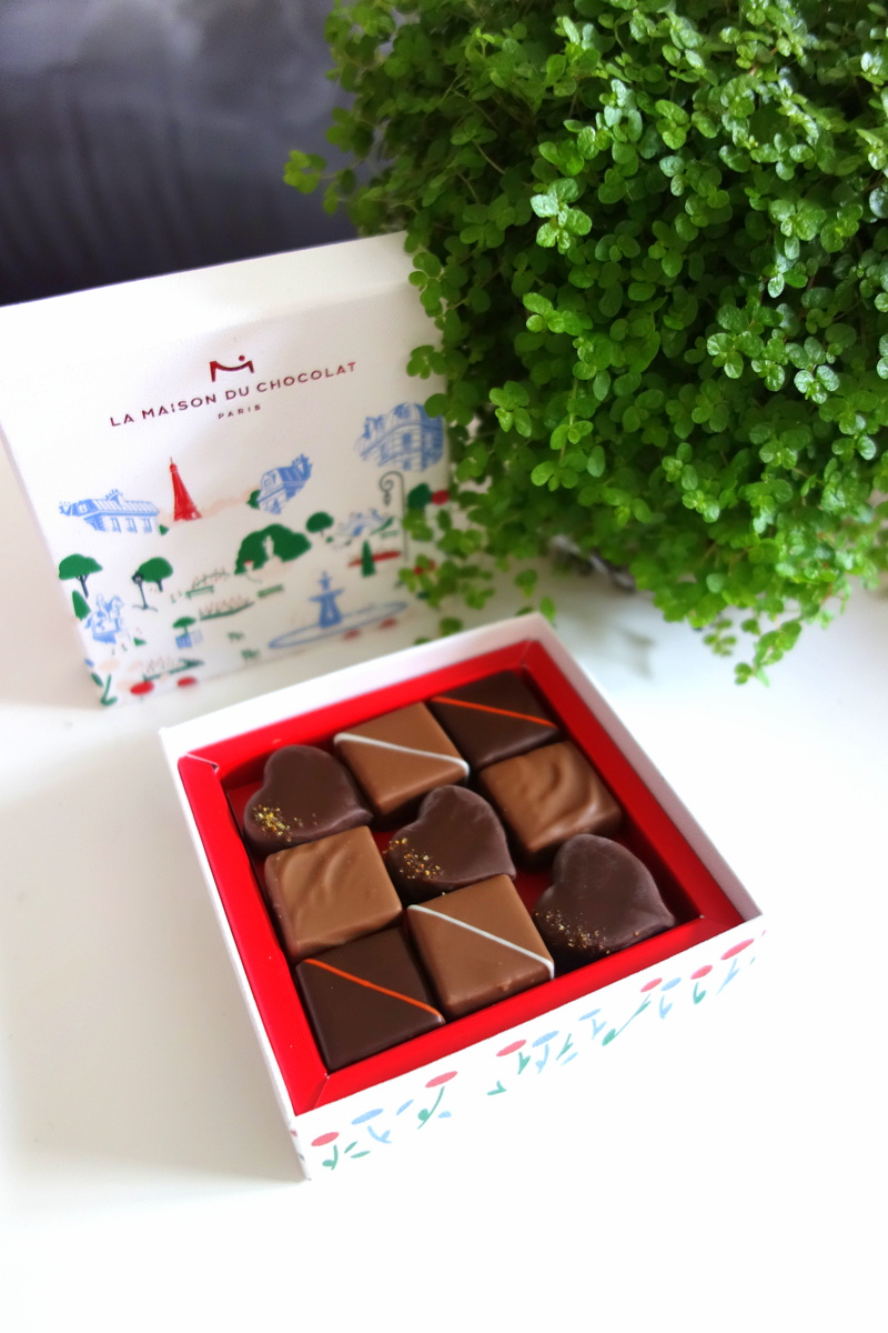 La maison du chocolat les collections de no l 2017 piphanie et st valentin 2018 le blog - La maison du danemark meuble ...