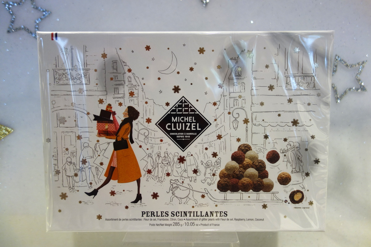 Michel Cluizel chocolatier : collection de Noël 2017 - Le blog de Lili