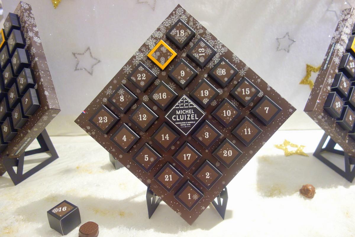 Michel Cluizel chocolatier : collection de Noël 2017 - Le blog de Lili