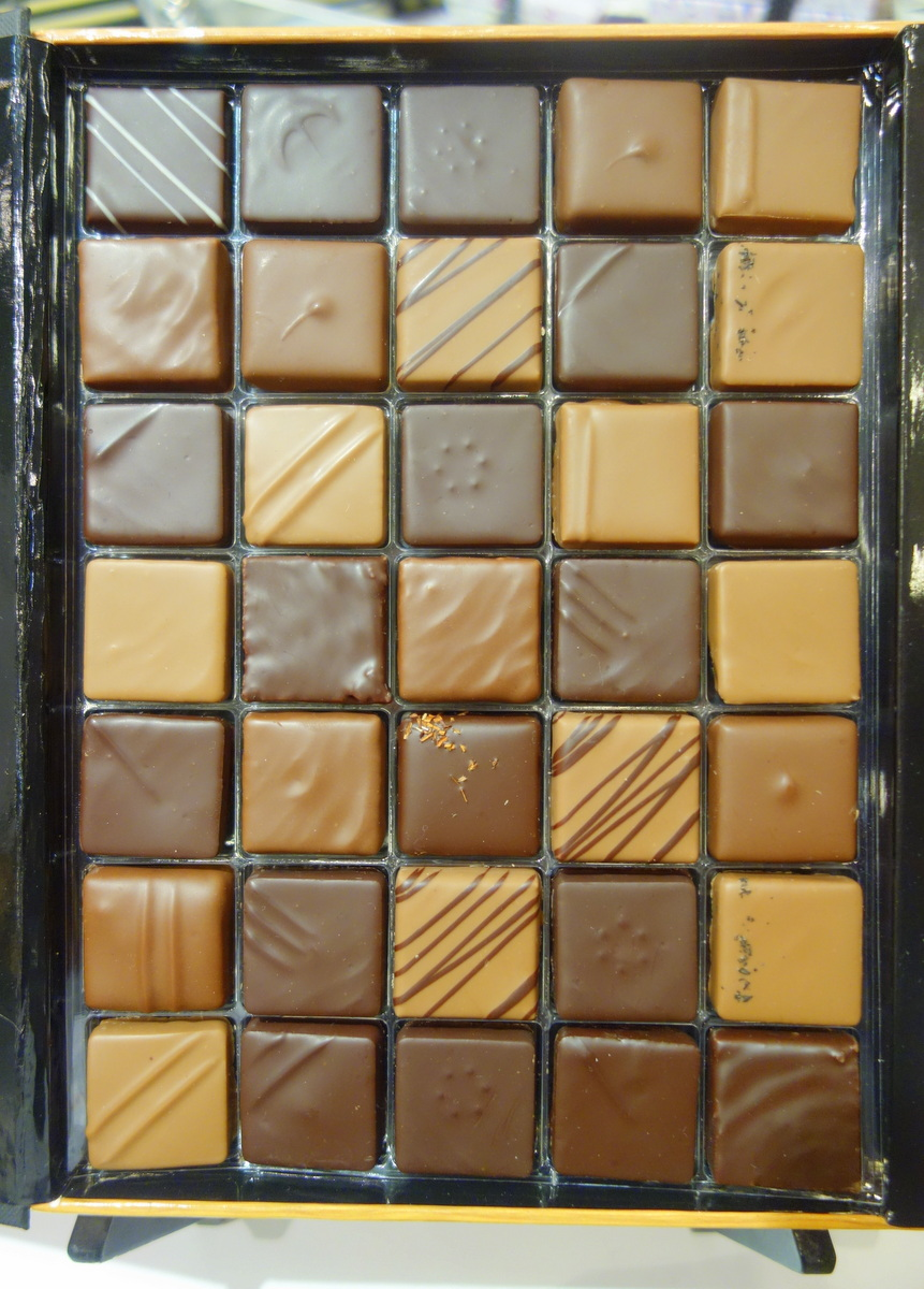 Salon du chocolat 2017 - Hugo et Victor