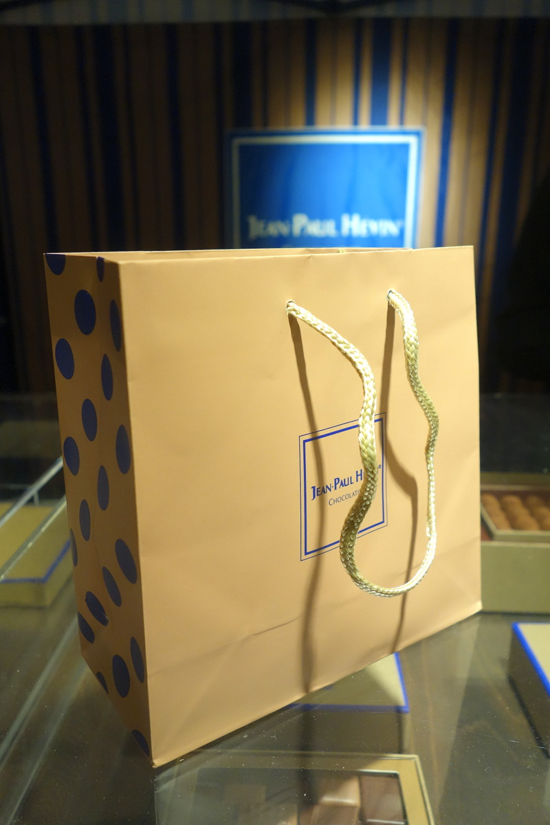 Salon du chocolat 2017 - Jean-Paul Hévin
