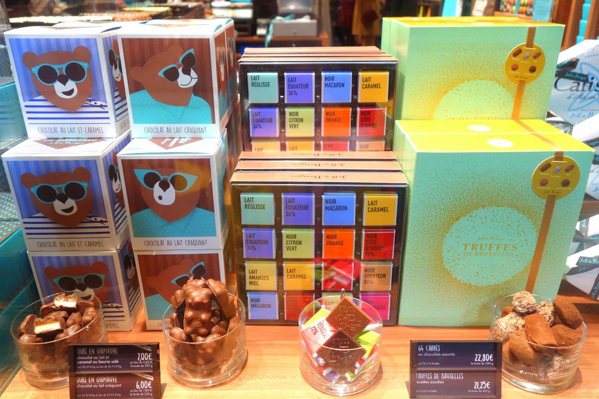 Salon du chocolat 2017 - Jeff de Bruges