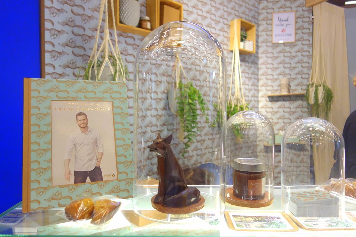 Salon du chocolat 2017 - Yann Couvreur