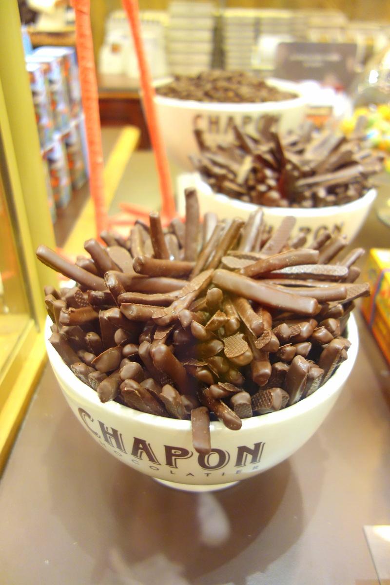 Salon du chocolat 2017 - Chocolatier Chapon