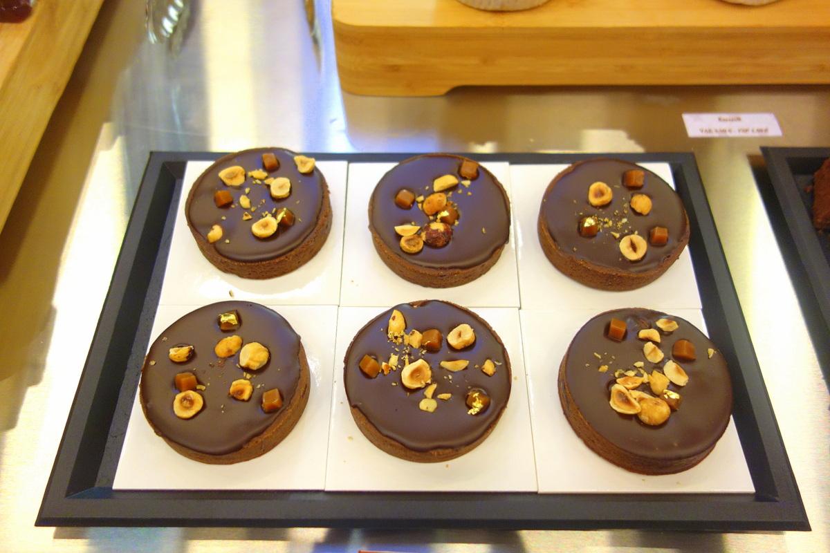 Salon du chocolat 2017 - Tartelettes Karamel