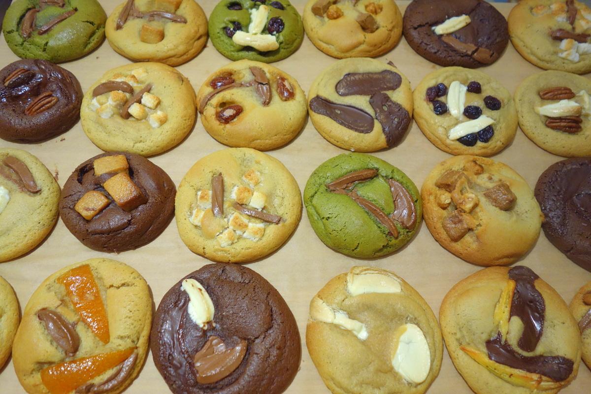 Salon du chocolat 2017 - Scoop me a cookie