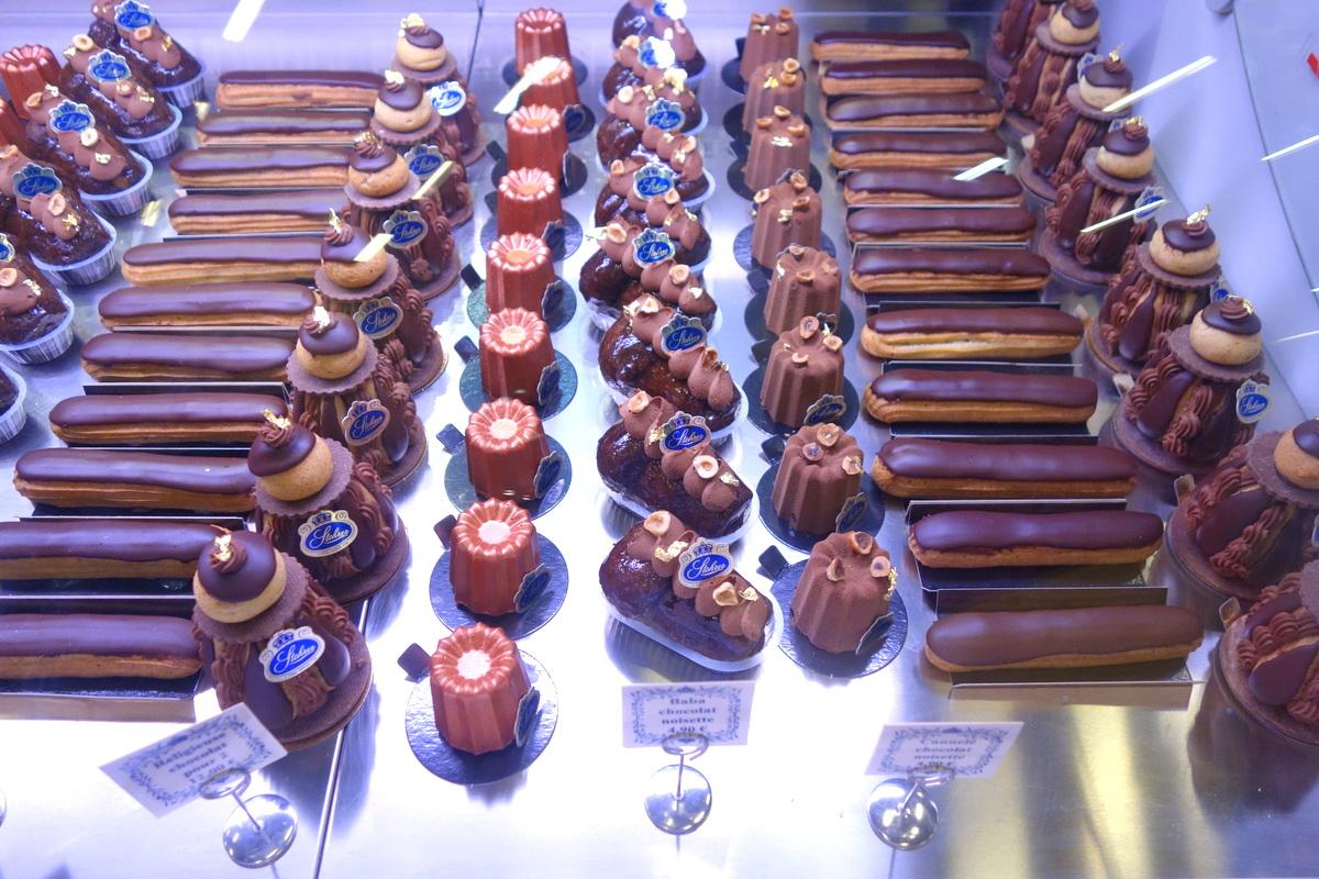 Salon du chocolat 2017 - Stohrer