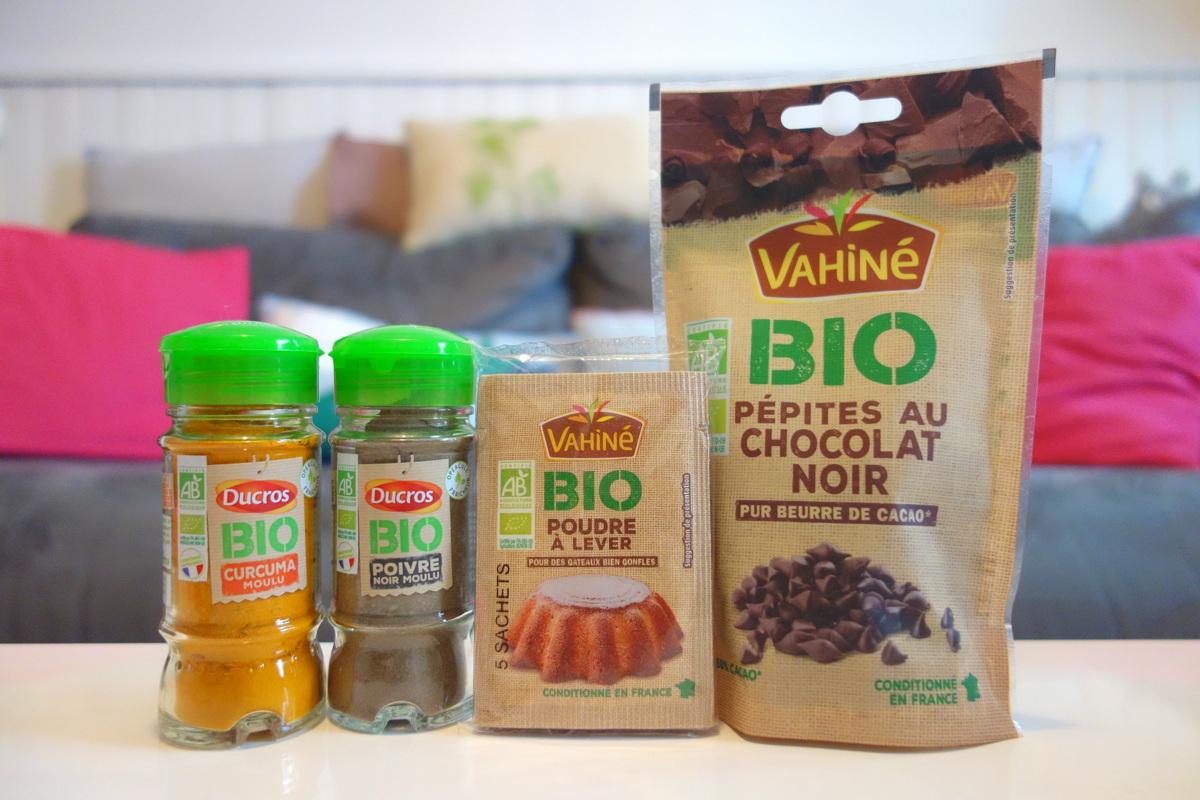 Food day Open 2 Europe : Vahiné bio, chocolat et épices