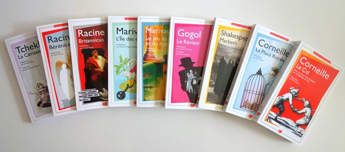 Shopping de Monsieur à Vélizy 2 : livres classiques