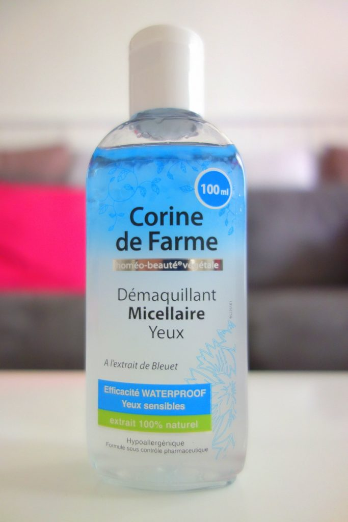 Victoires de la beauté 2018 - Produit à tester : Corinne de Farme