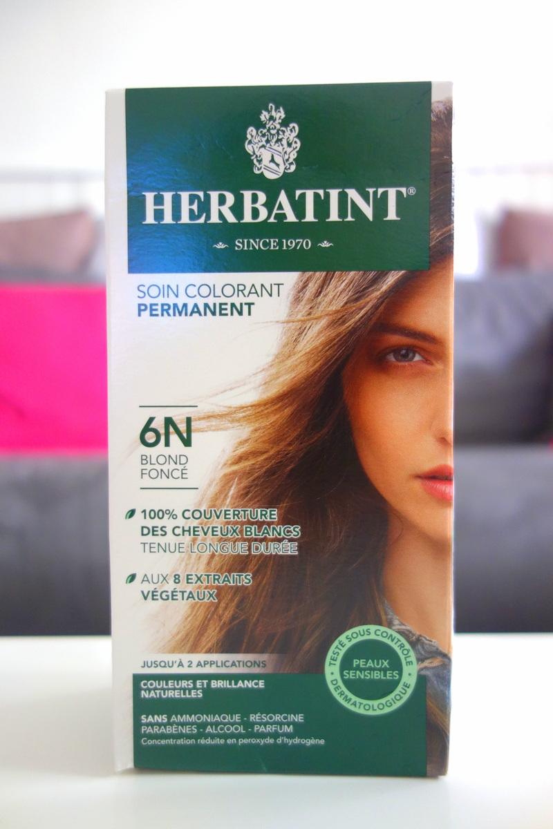 Victoires de la beauté 2018 - Produit à tester : Herbatint