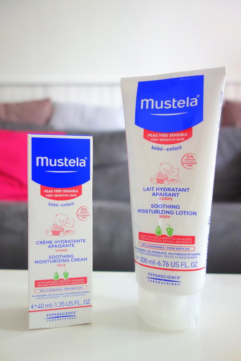 Victoires de la beauté 2018 - Produit à tester : Mustela