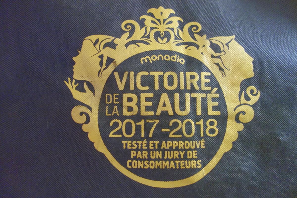 Victoires de la beauté 2018 - Cérémonie de remise des trophées
