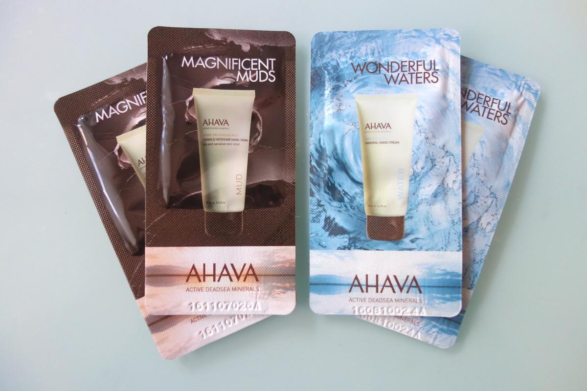 Ahava, produits de la mer morte - Blog beauté