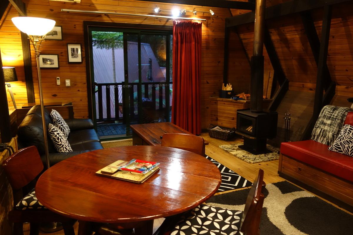 Voyage en Australie - The Mouses House - Rainforest retreat