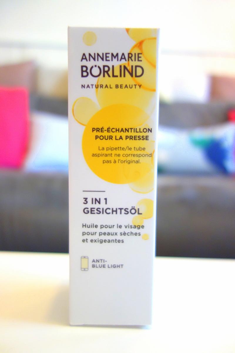 Huile pour les peaux sèches anti-UV