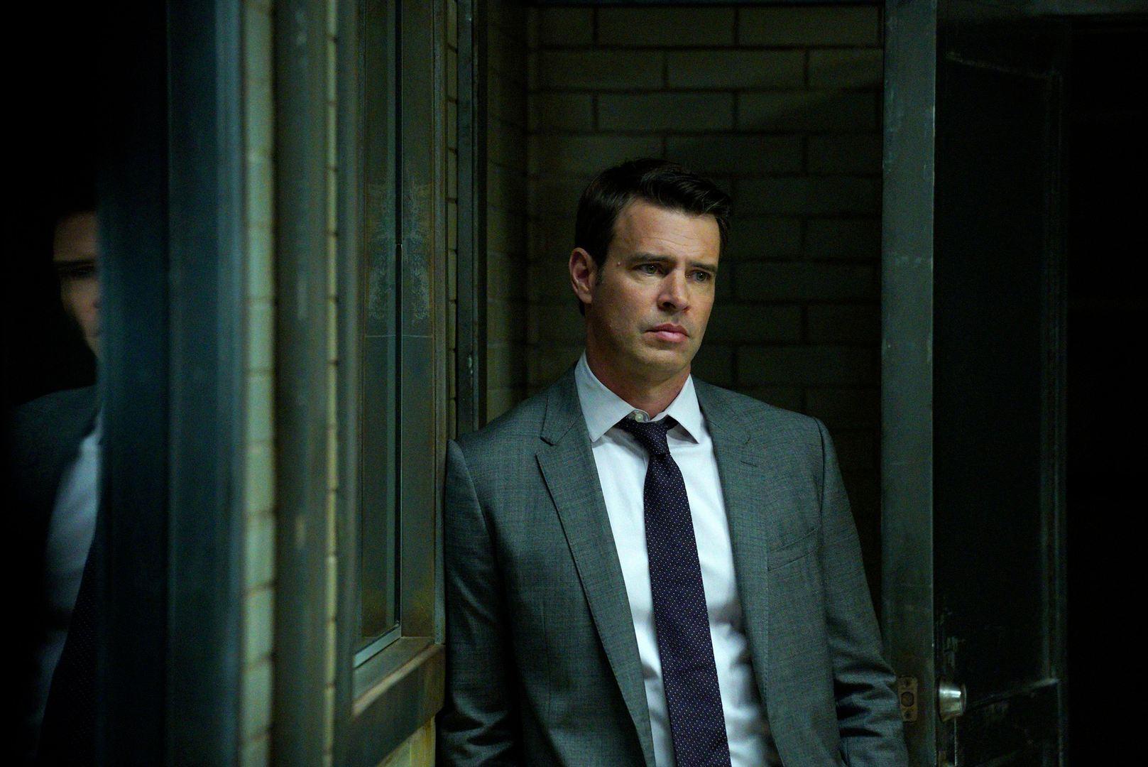 Jake Ballard - Scott Foley