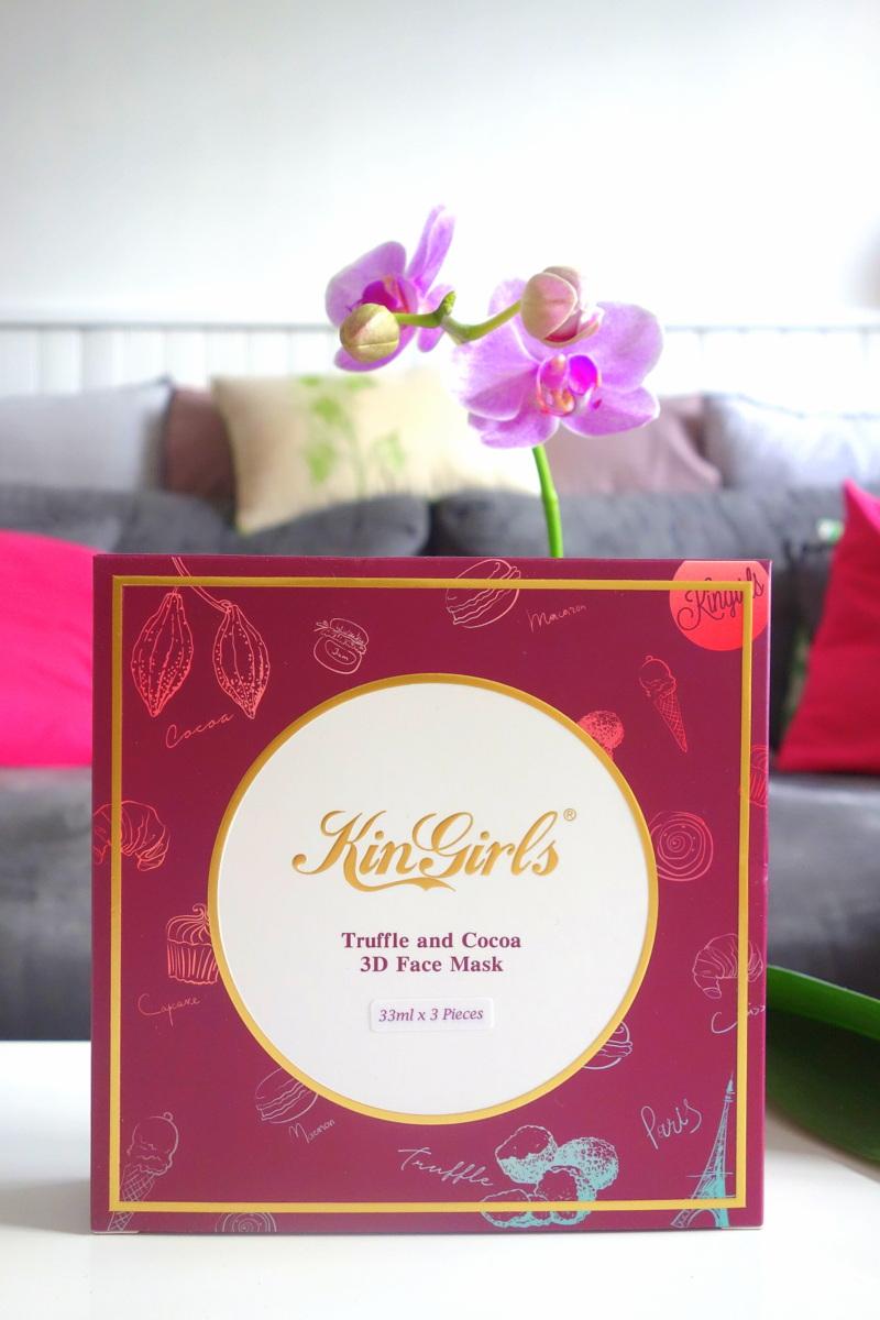 Masque KinGirls au cacao - Victoires de la beauté