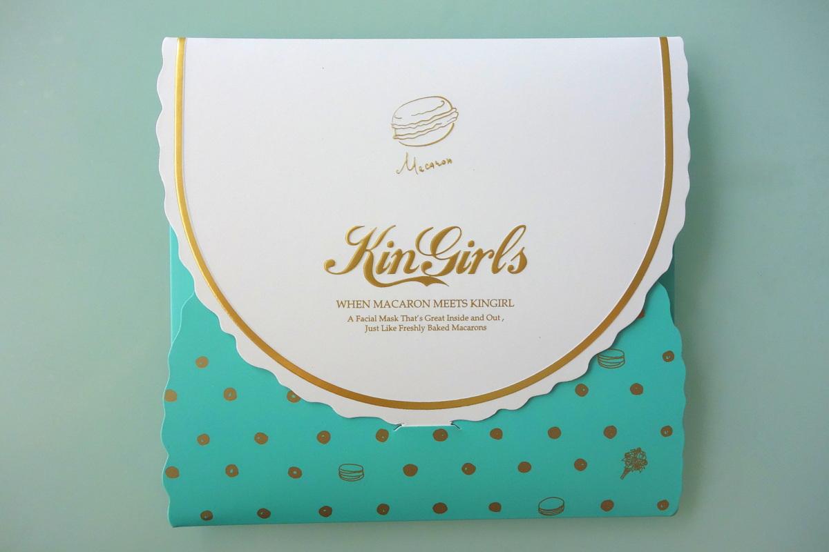 Masque-Kingirls-macaron-framboise-vdb-