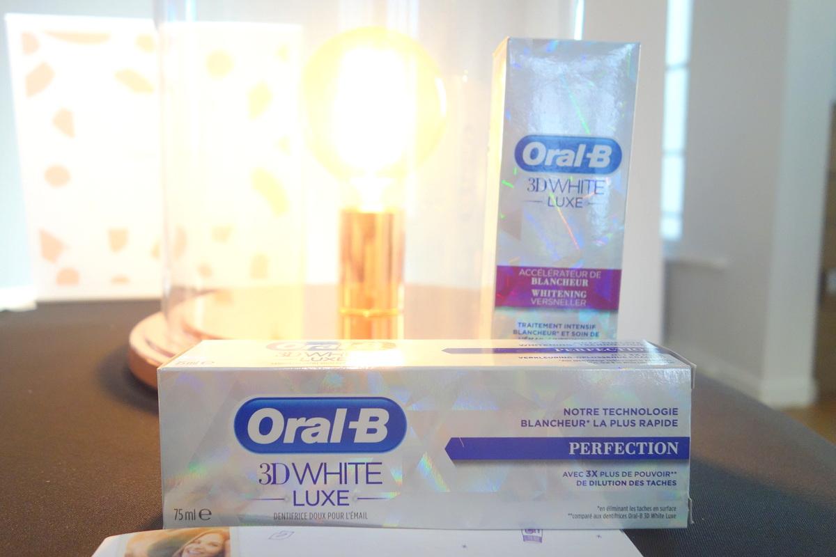 Oral B, nouveautés rentrée 2017 - Blog beauté