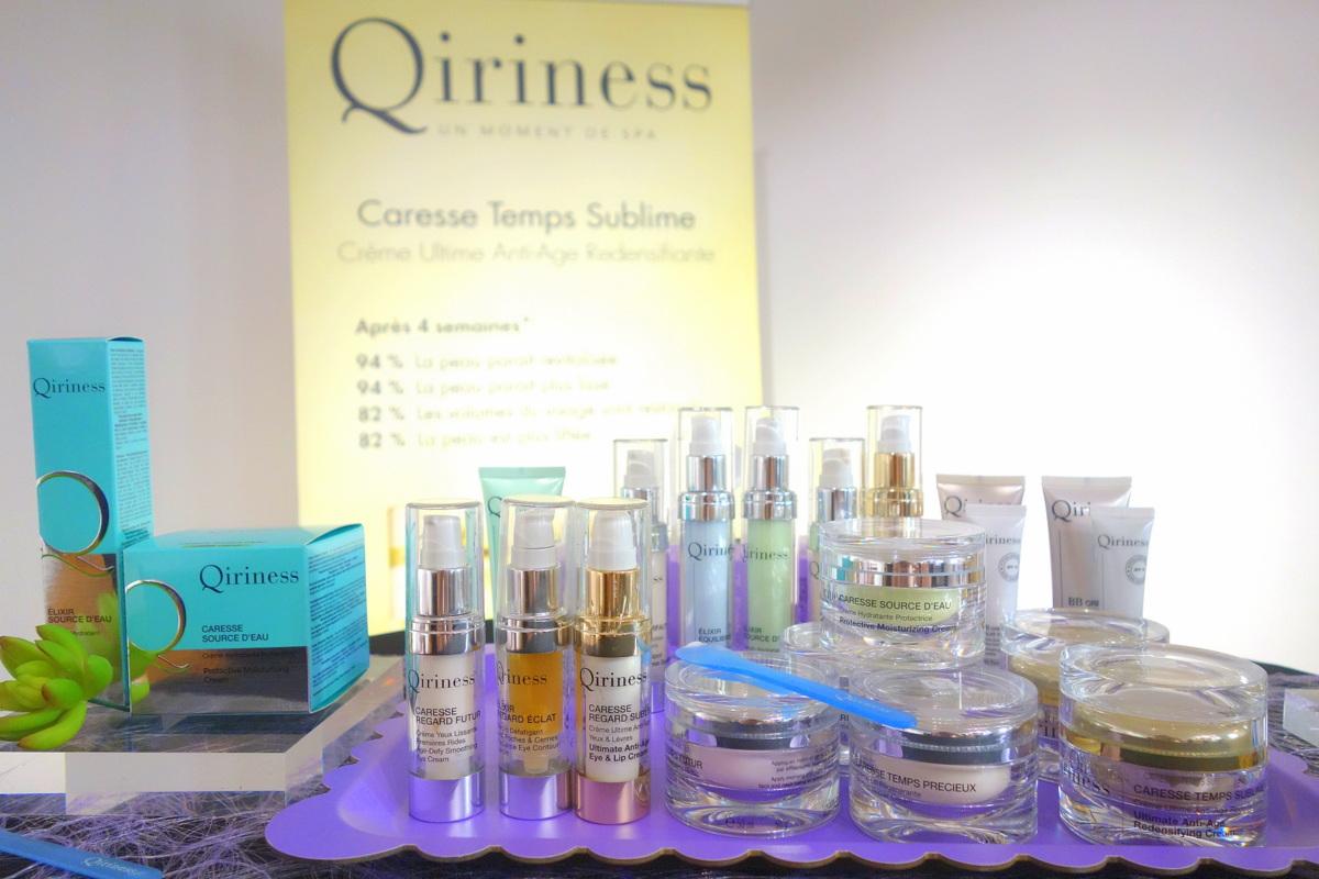 Qiriness produits - Blog beauté