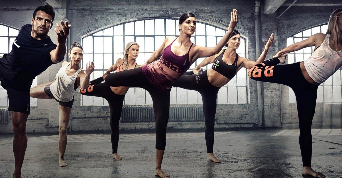 Sport - Les Mills- Body balance