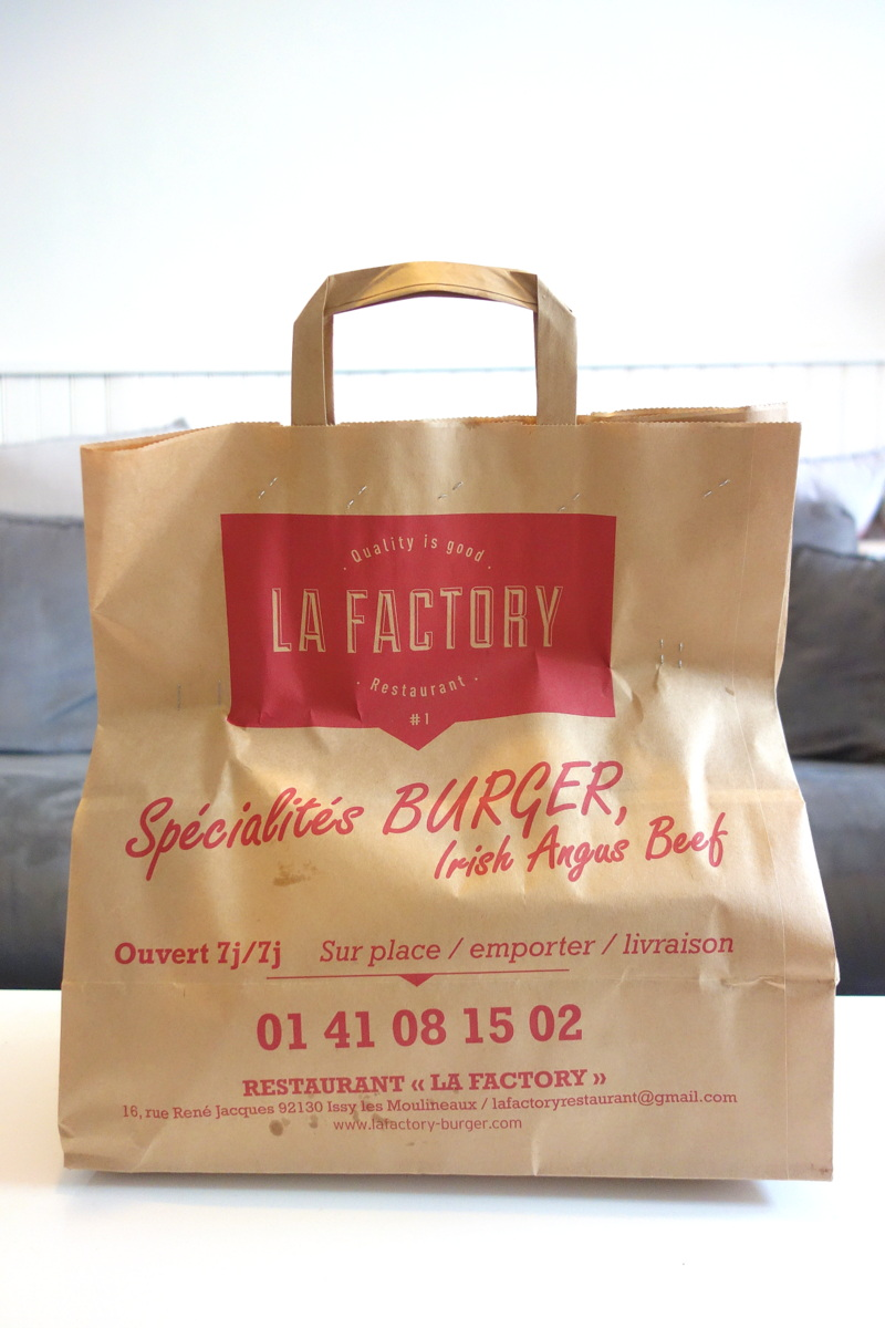 La factory, restaurant de burgers d'Issy-les-Moulineaux - Allo resto by Just eat