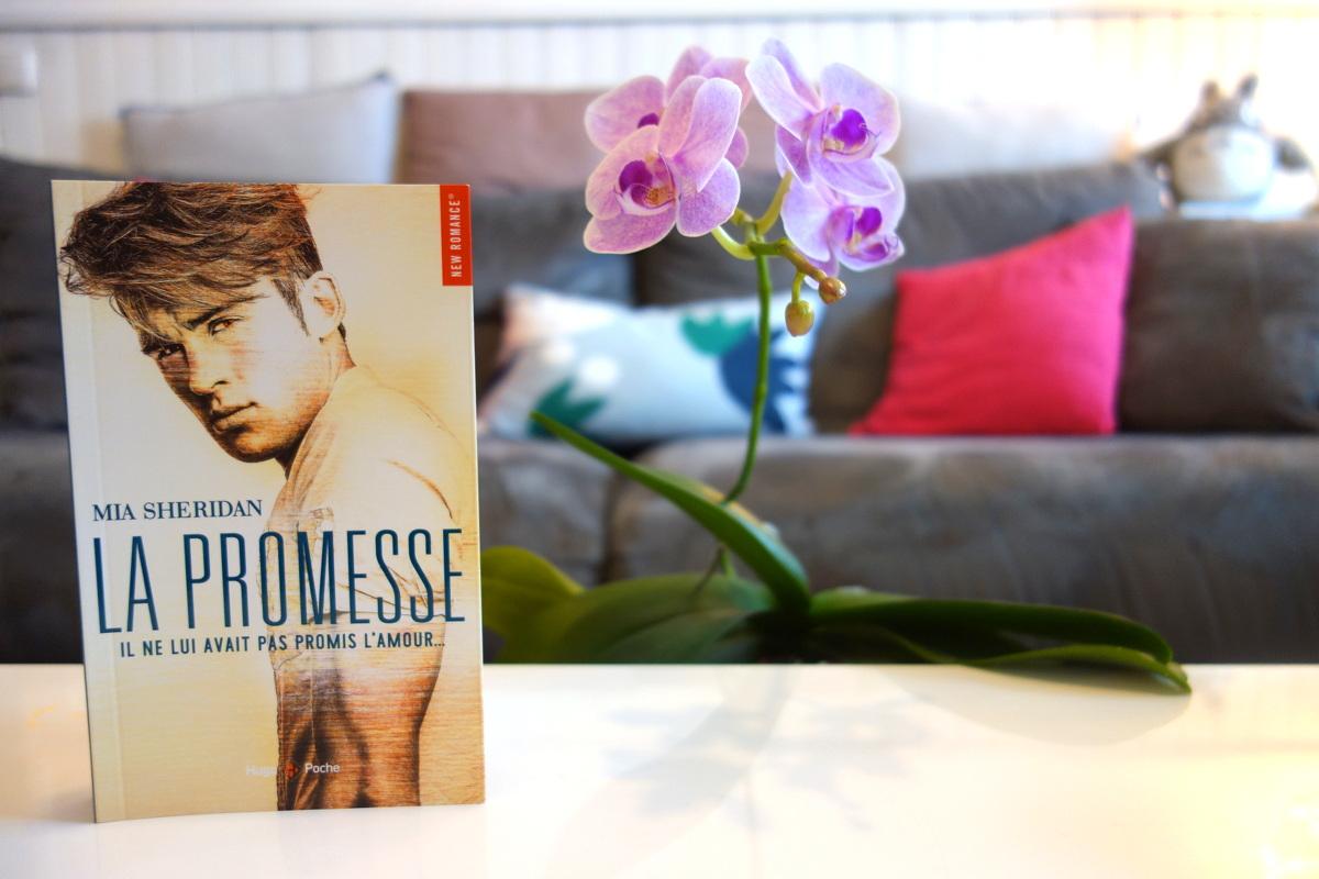 La promesse - Mia Sheridan - Hugo Poche