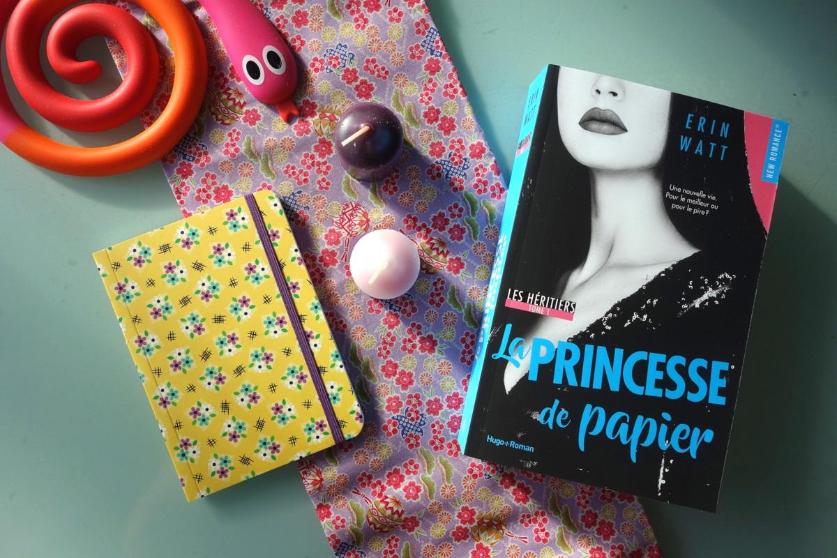 Les héritiers – tome 1 - La princesse de papier - Erin Watt