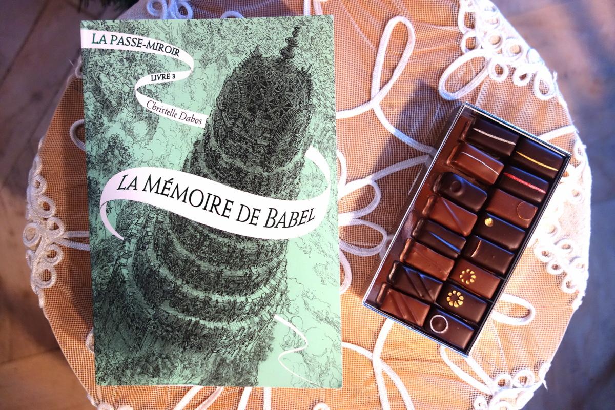 La Passe-miroir - La Mémoire de Babel
