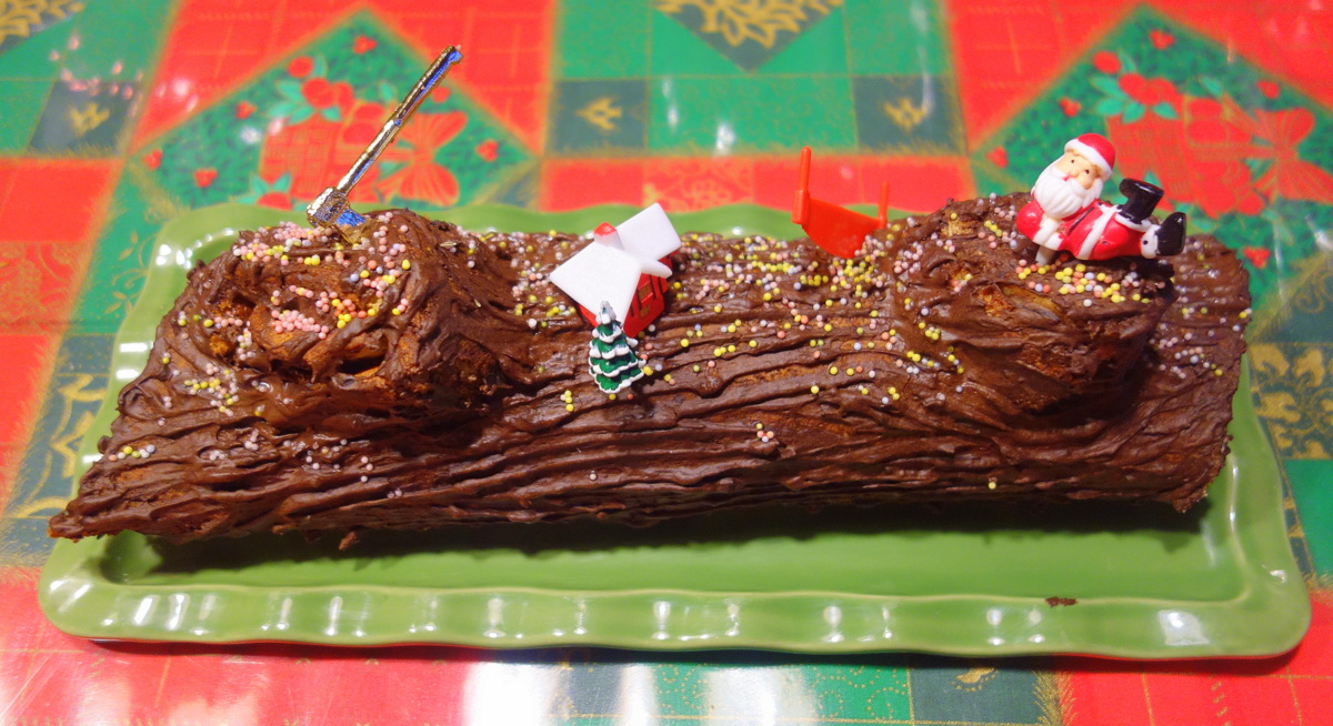Noël 2017 - Dessert