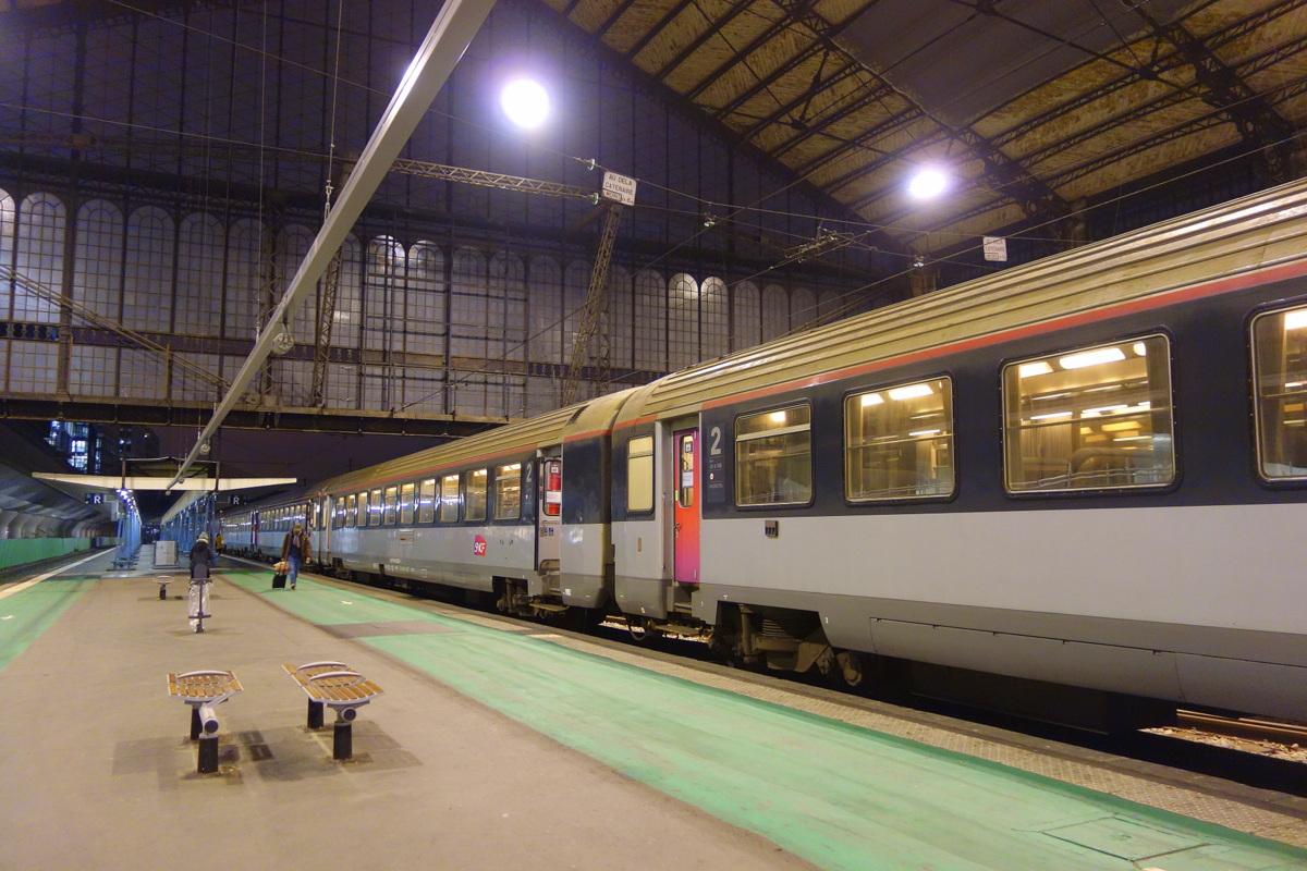 Aller à Angers en Intercités - Blog de Lili, voyage