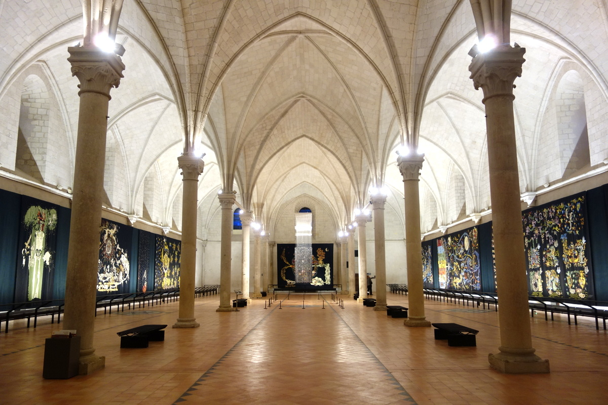 Angers - Musée Jean-Lurçat et de la tapisserie contemporaine - Blog de Lili, voyage
