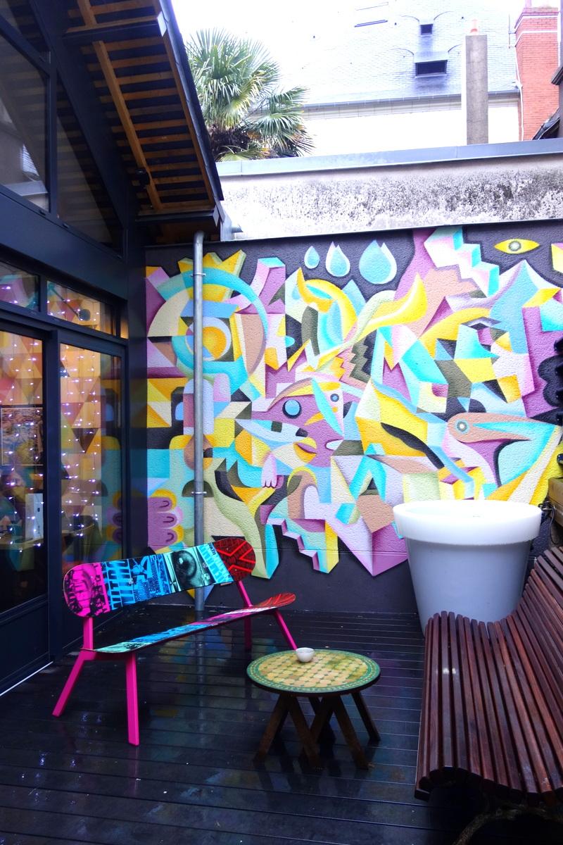 Angers - Salon de thé One way - Blog de Lili, voyage
