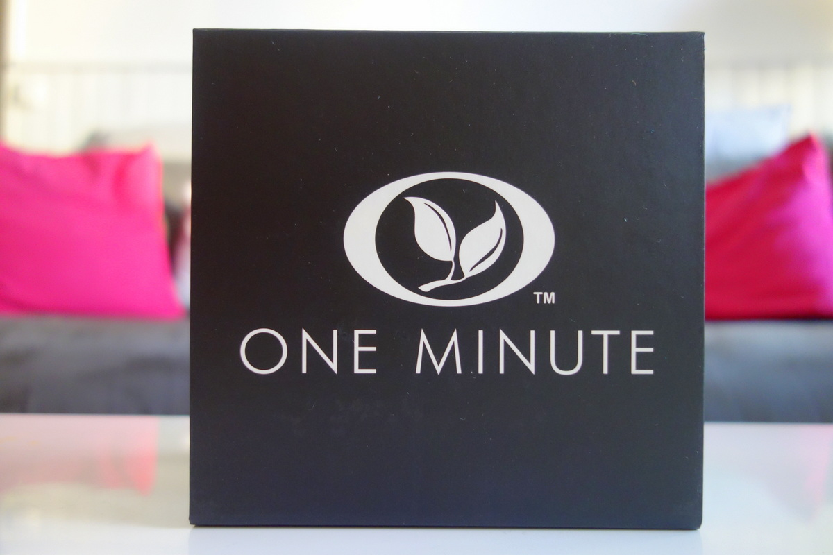 Blog beauté - Beauty day Open 2 Europe - One minute