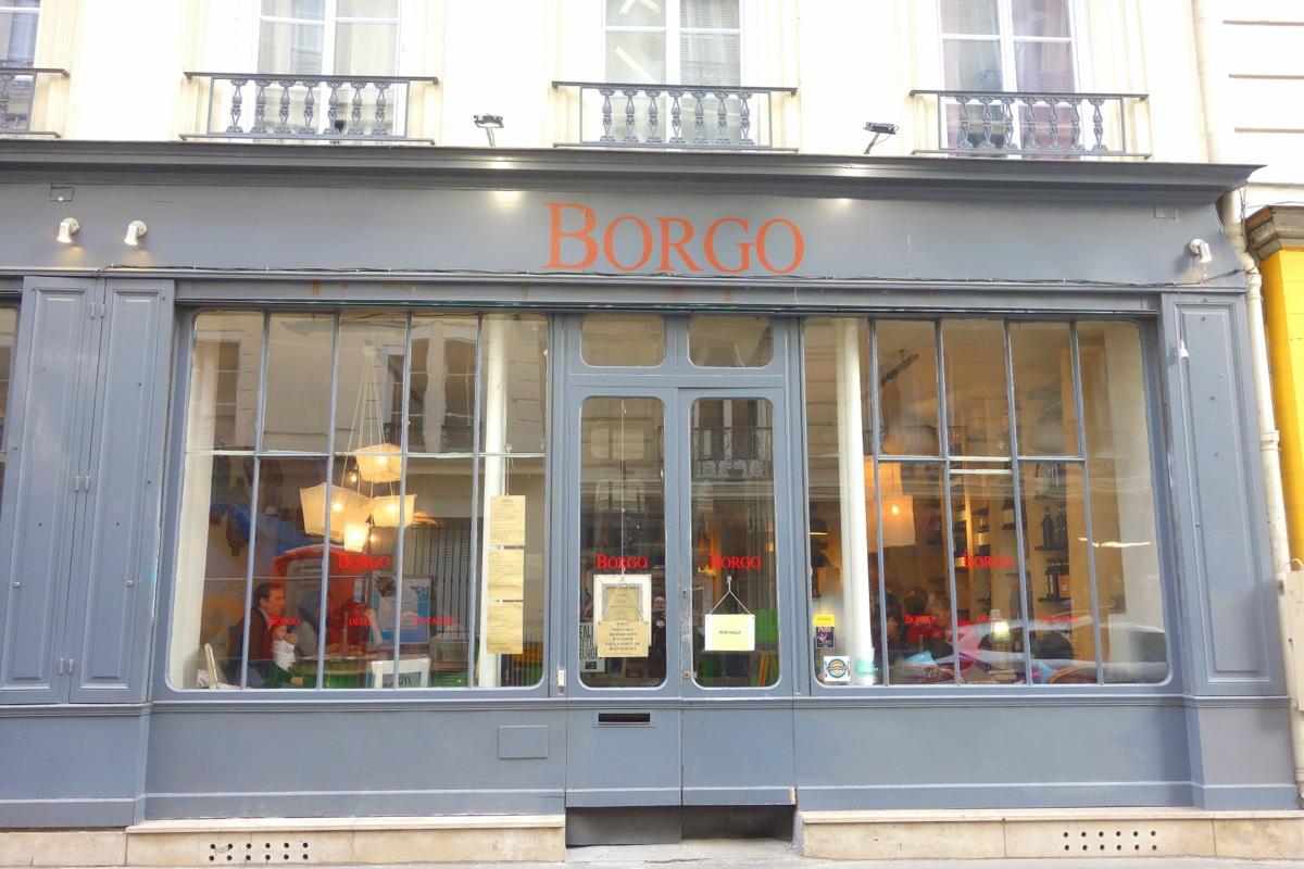 Brunch italien samedi Paris - Borgo delle Tovaglie