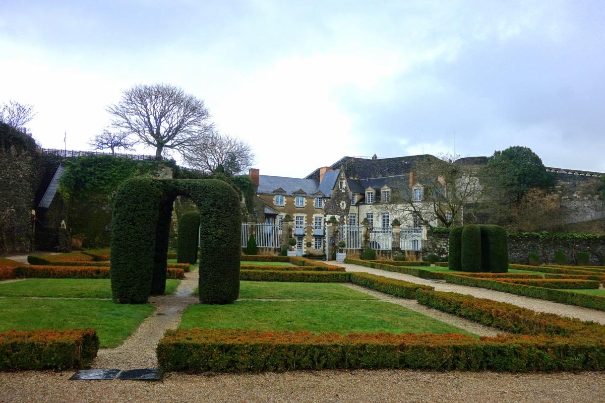 Le château d'Angers, monument national - Blog de Lili, voyage