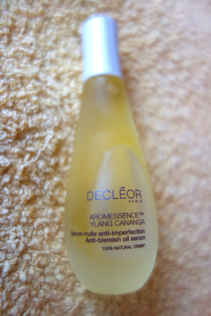 Coffret Décléor Paris aromessence sérum-huile - Blog beauté
