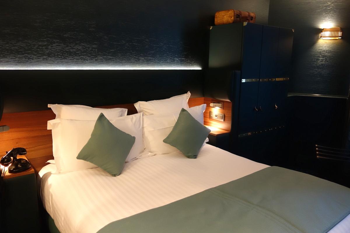 La chambre 401 de l'hôtel Whistler à Paris - Le blog de Lili