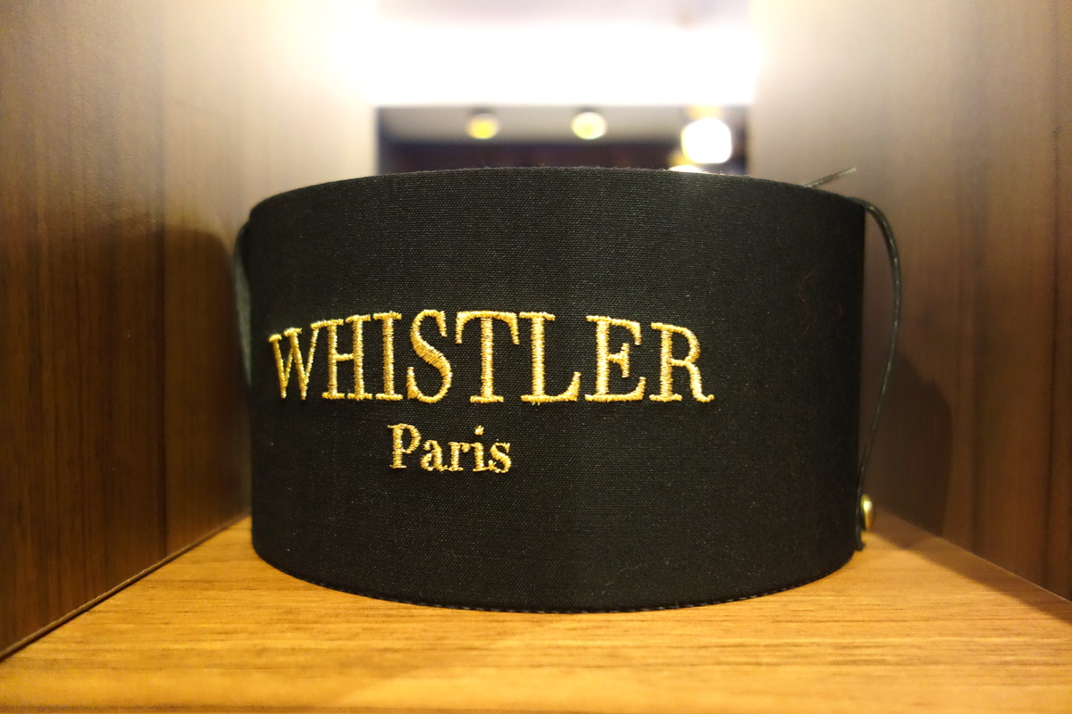 Les parties communes de l'hôtel Whistler à Paris - Le blog de Lili